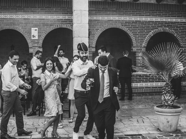 La boda de Lucho y Marta en Fuentes De Ebro, Zaragoza 46