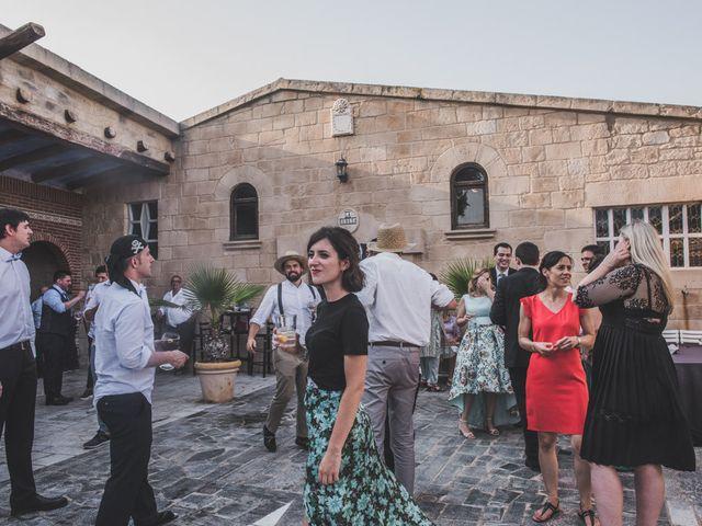 La boda de Lucho y Marta en Fuentes De Ebro, Zaragoza 48