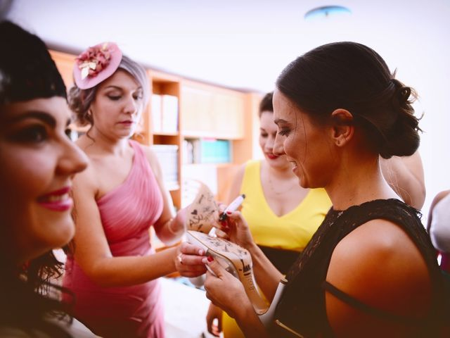 La boda de Ismael y Asun en Plasencia, Cáceres 22