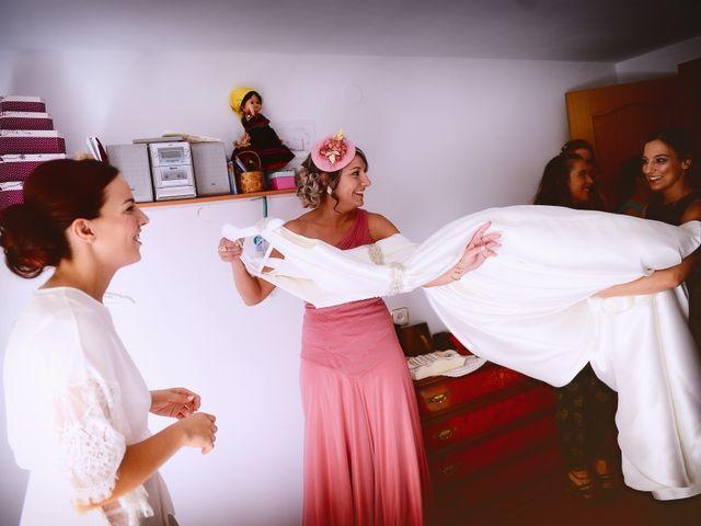 La boda de Ismael y Asun en Plasencia, Cáceres 24