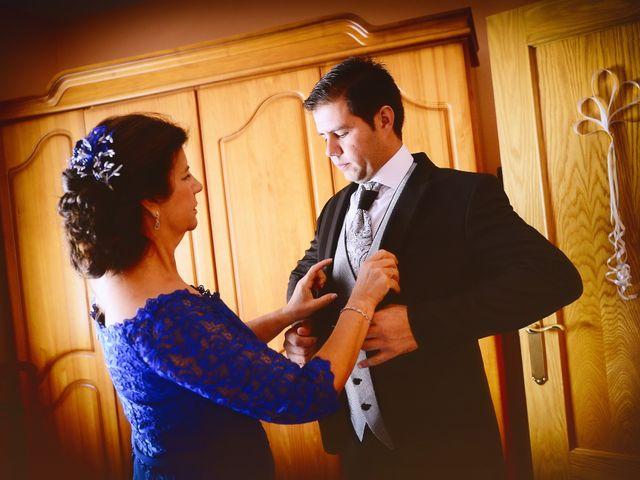 La boda de Ismael y Asun en Plasencia, Cáceres 33