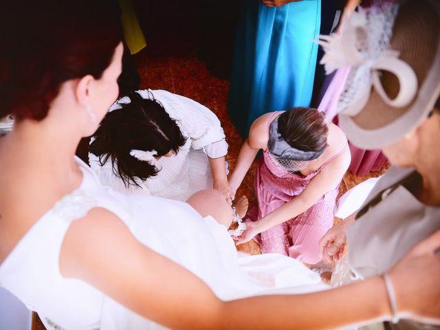 La boda de Ismael y Asun en Plasencia, Cáceres 35
