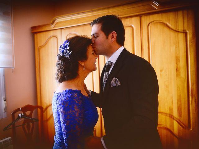 La boda de Ismael y Asun en Plasencia, Cáceres 36