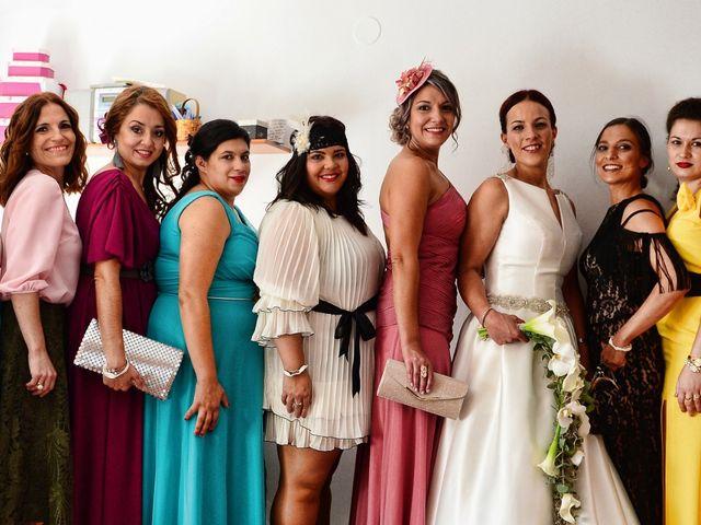 La boda de Ismael y Asun en Plasencia, Cáceres 42