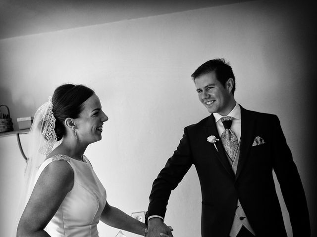 La boda de Ismael y Asun en Plasencia, Cáceres 44
