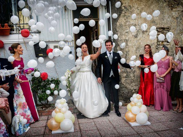 La boda de Ismael y Asun en Plasencia, Cáceres 47