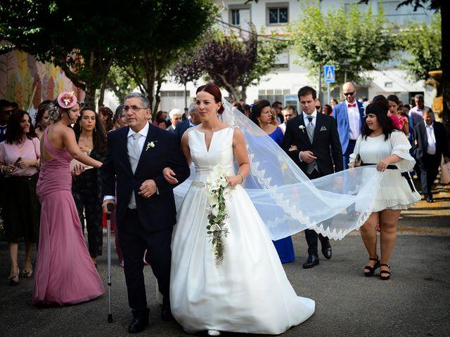 La boda de Ismael y Asun en Plasencia, Cáceres 48