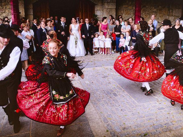 La boda de Ismael y Asun en Plasencia, Cáceres 49