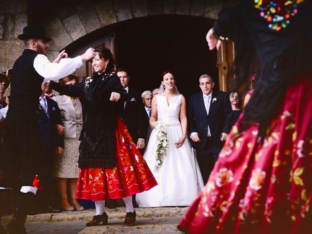La boda de Ismael y Asun en Plasencia, Cáceres 50