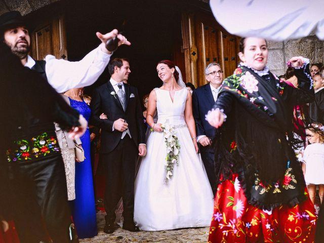 La boda de Ismael y Asun en Plasencia, Cáceres 52