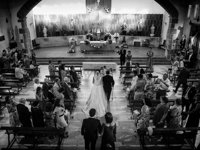 La boda de Ismael y Asun en Plasencia, Cáceres 53