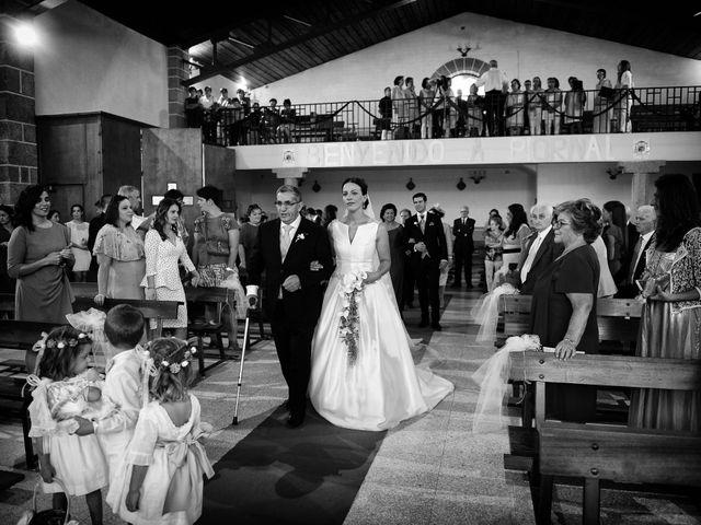 La boda de Ismael y Asun en Plasencia, Cáceres 54