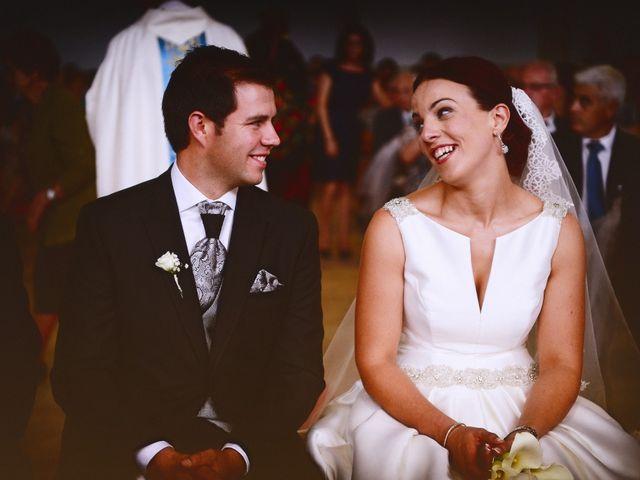 La boda de Ismael y Asun en Plasencia, Cáceres 55