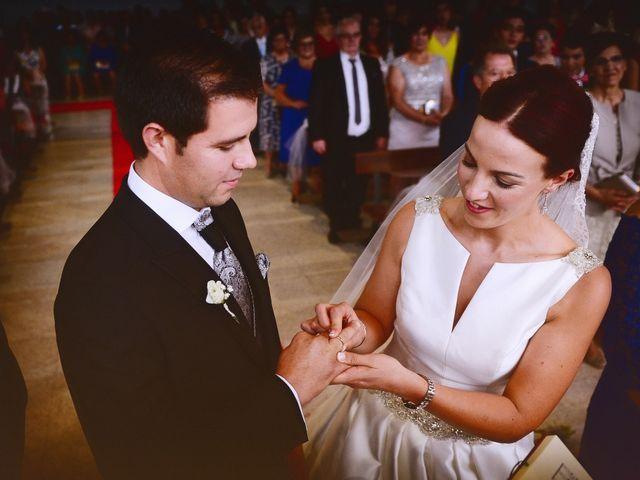La boda de Ismael y Asun en Plasencia, Cáceres 56