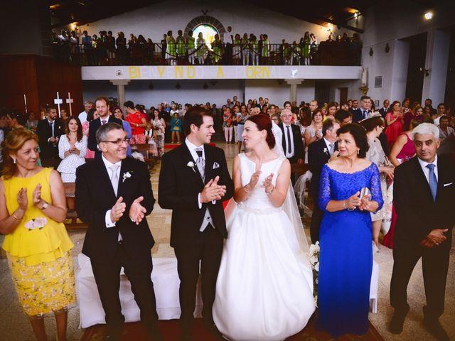 La boda de Ismael y Asun en Plasencia, Cáceres 60