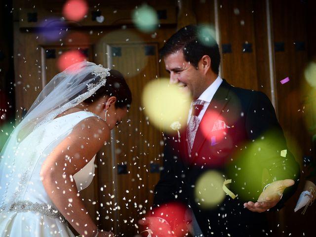 La boda de Ismael y Asun en Plasencia, Cáceres 61