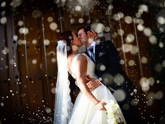 La boda de Ismael y Asun en Plasencia, Cáceres 62