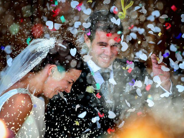 La boda de Ismael y Asun en Plasencia, Cáceres 63