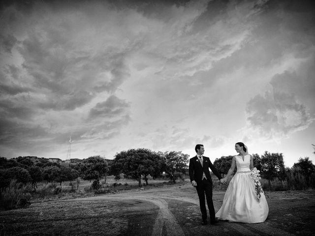 La boda de Ismael y Asun en Plasencia, Cáceres 66