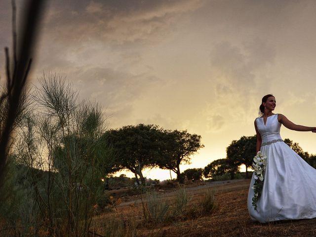 La boda de Ismael y Asun en Plasencia, Cáceres 1