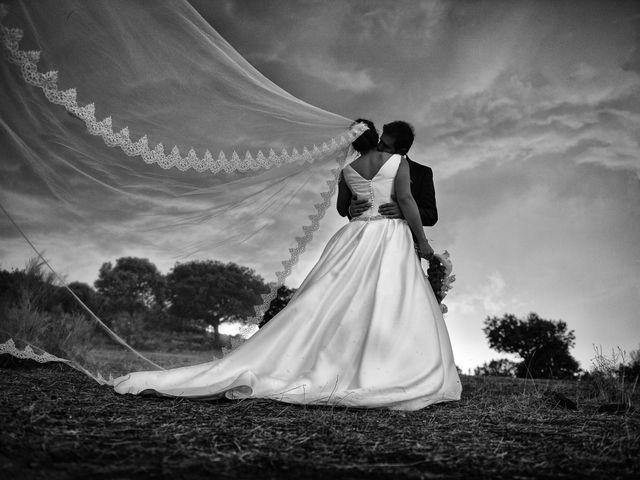 La boda de Ismael y Asun en Plasencia, Cáceres 68
