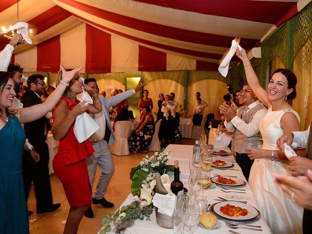 La boda de Ismael y Asun en Plasencia, Cáceres 71