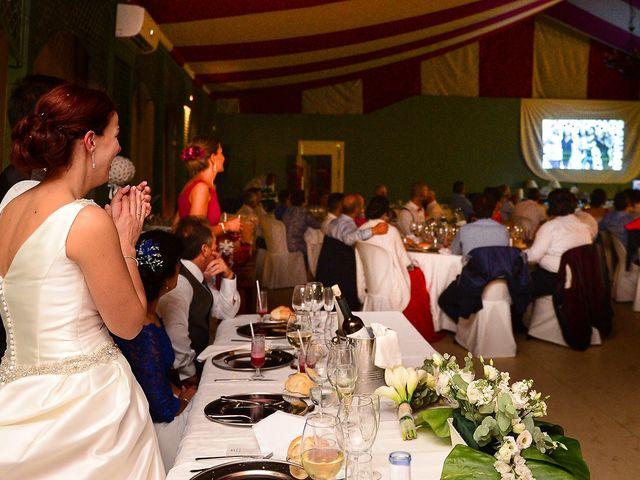 La boda de Ismael y Asun en Plasencia, Cáceres 72