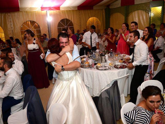La boda de Ismael y Asun en Plasencia, Cáceres 74