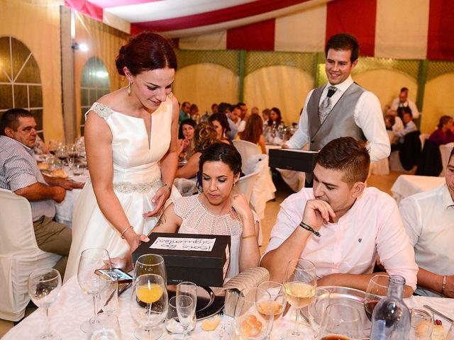 La boda de Ismael y Asun en Plasencia, Cáceres 75
