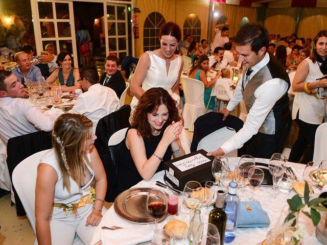 La boda de Ismael y Asun en Plasencia, Cáceres 76