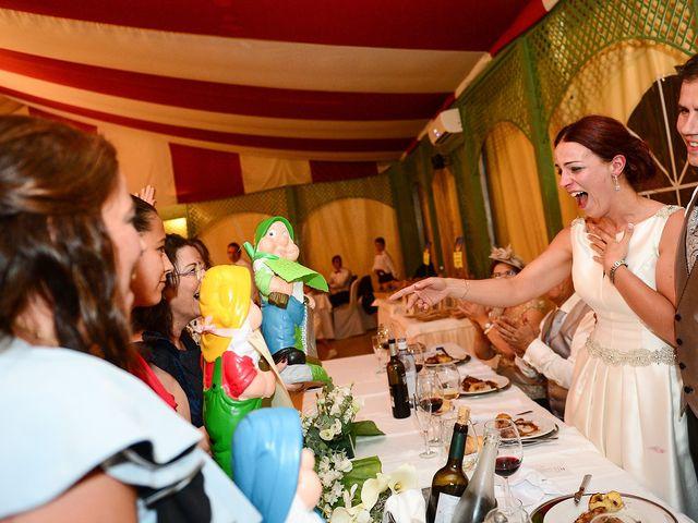 La boda de Ismael y Asun en Plasencia, Cáceres 78