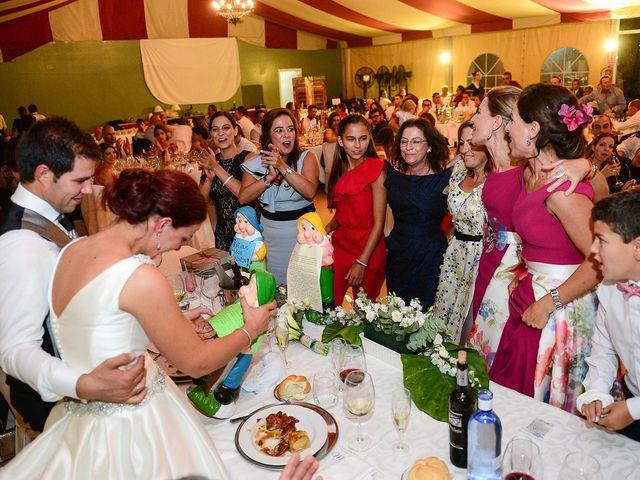 La boda de Ismael y Asun en Plasencia, Cáceres 79