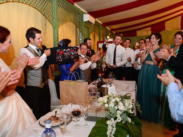 La boda de Ismael y Asun en Plasencia, Cáceres 83