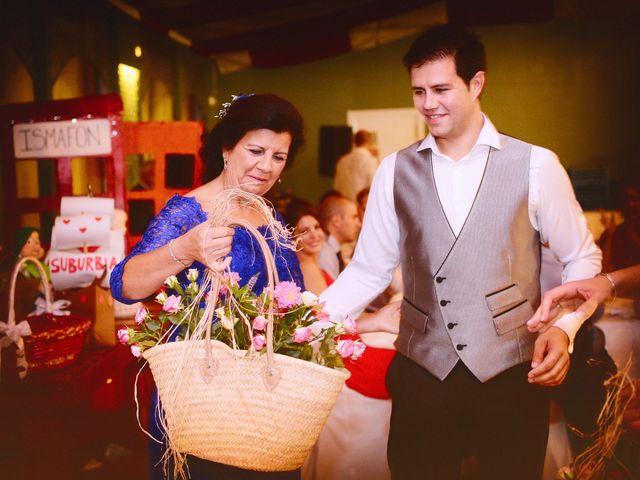 La boda de Ismael y Asun en Plasencia, Cáceres 87