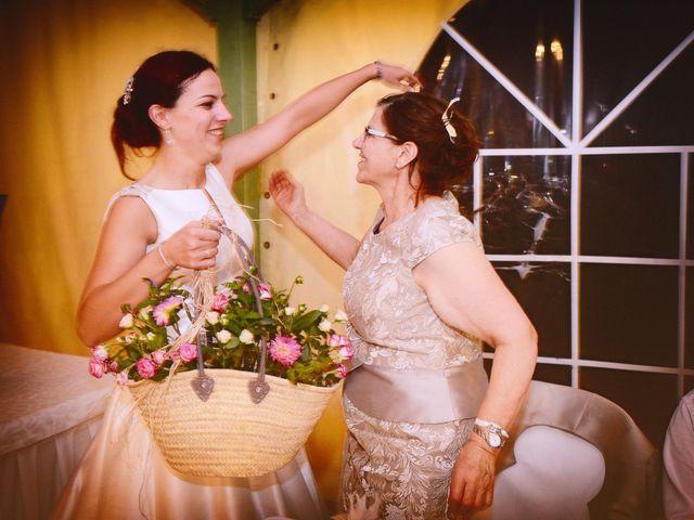 La boda de Ismael y Asun en Plasencia, Cáceres 88