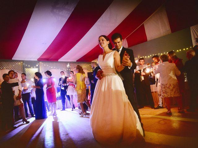 La boda de Ismael y Asun en Plasencia, Cáceres 91