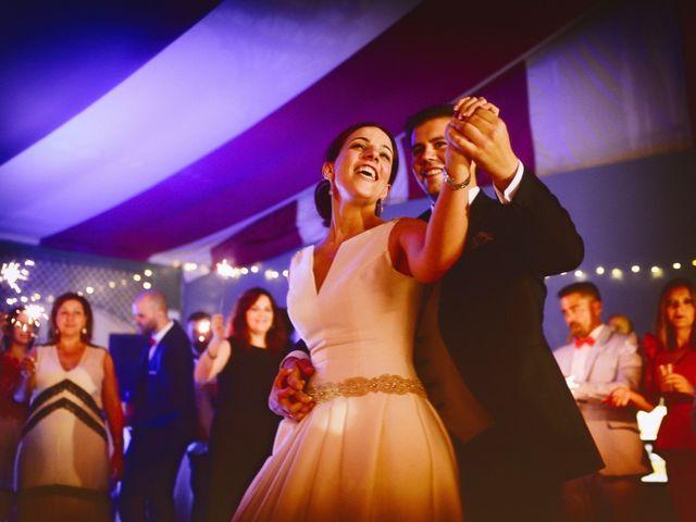 La boda de Ismael y Asun en Plasencia, Cáceres 93