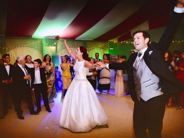 La boda de Ismael y Asun en Plasencia, Cáceres 96