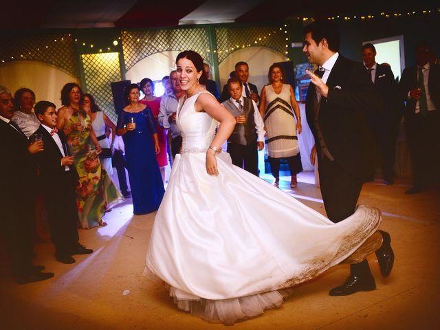 La boda de Ismael y Asun en Plasencia, Cáceres 97