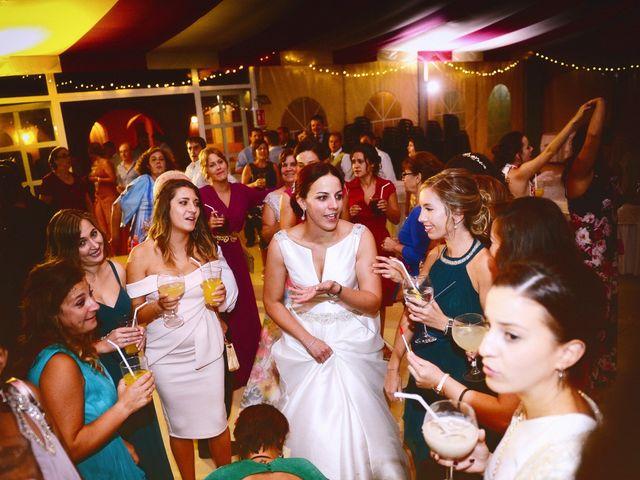 La boda de Ismael y Asun en Plasencia, Cáceres 99