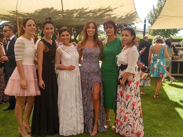 La boda de Gustavo y Cristina  en Benavente, Zamora 1