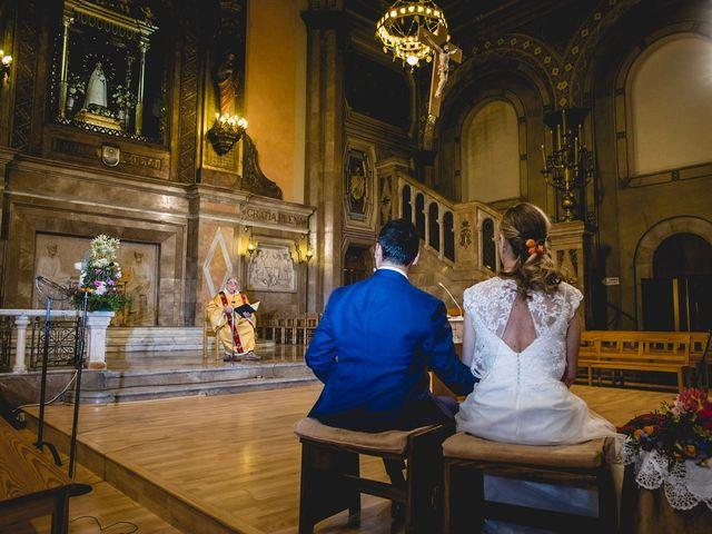 La boda de Hélène y Alvaro en Sitges, Barcelona 8