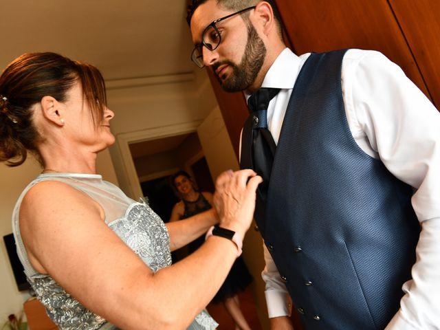 La boda de Melanie y Gabriel en Malgrat De Mar, Barcelona 6