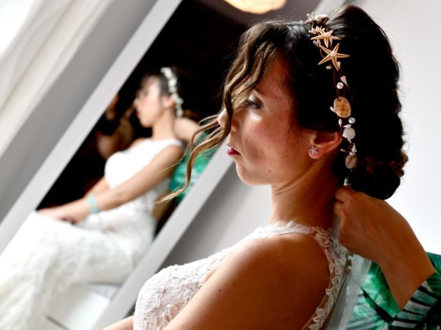 La boda de Melanie y Gabriel en Malgrat De Mar, Barcelona 10