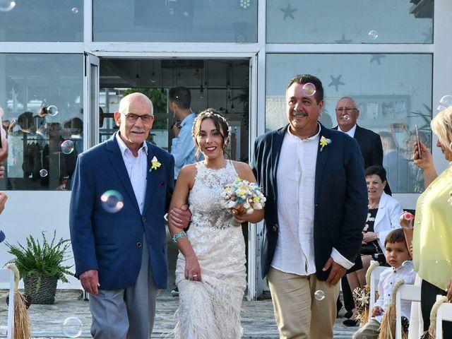 La boda de Melanie y Gabriel en Malgrat De Mar, Barcelona 23