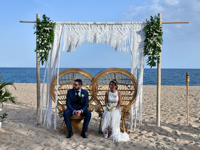 La boda de Melanie y Gabriel en Malgrat De Mar, Barcelona 24