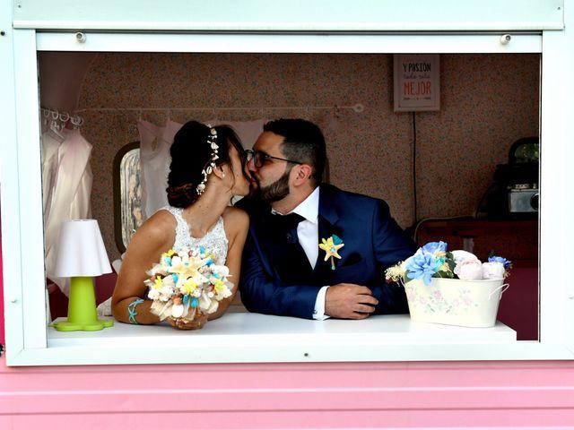 La boda de Melanie y Gabriel en Malgrat De Mar, Barcelona 27