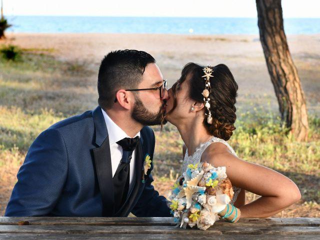 La boda de Melanie y Gabriel en Malgrat De Mar, Barcelona 28