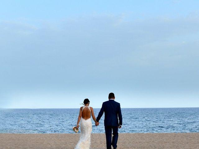La boda de Melanie y Gabriel en Malgrat De Mar, Barcelona 30