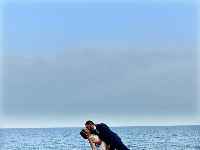 La boda de Melanie y Gabriel en Malgrat De Mar, Barcelona 31